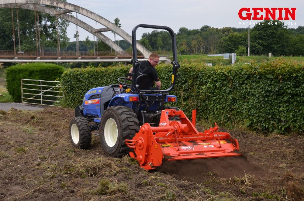 Mat riel de jardinage achat location et occasion genin pierre - Retourner la terre pour pelouse ...